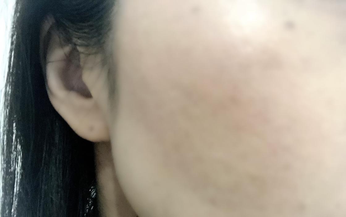 ラロッシュポゼ化粧下地トーンアップ ホワイト ローズ どっちがいい? 半顔メイク 検証